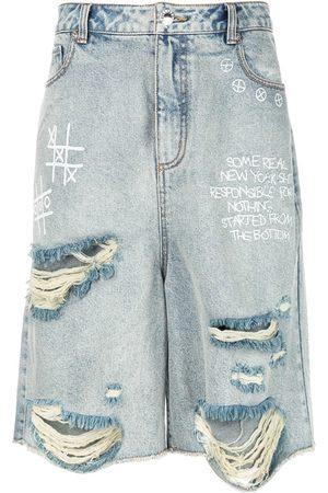 HACULLA Pantalones vaqueros cortos Some Real New York