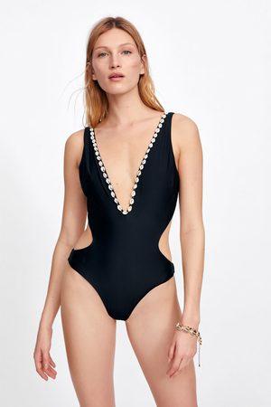 Zara Trikini conchas