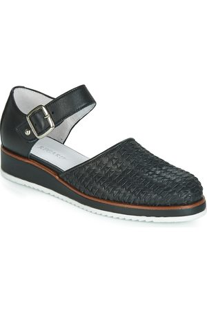 Regard Zapatos Mujer RIXAMU V1 NAPPA BLANC para mujer