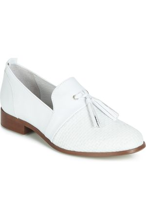 Regard Zapatos Mujer REVA V1 TRES NAPPA BLANC para mujer