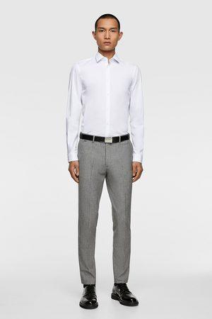 6446ce849 Camisas de hombre Zara online. ¡Compara 286 productos y compra!
