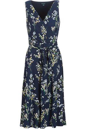 Ralph Lauren Vestido largo FLORAL PRINT-SLEEVELESS-DAY DRESS para mujer