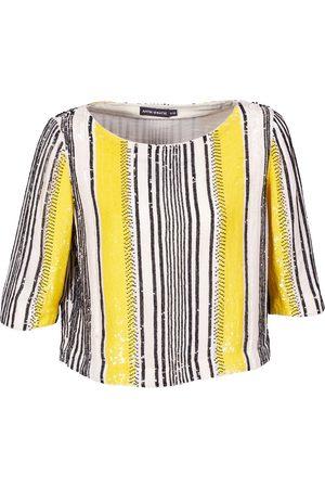 Antik Batik Blusa ZABOU para mujer