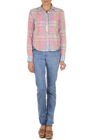 GANT Jeans DANA SPRAY COLORED DENIM PANTS para mujer