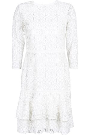 Ralph Lauren Vestido LONG SLEEVE-LACE DAY DRESS para mujer