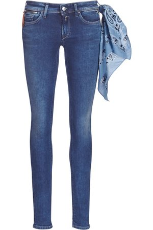 Replay Jeans LUZ ZIP para mujer