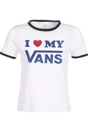 Vans Camiseta LOVE RINGER para mujer