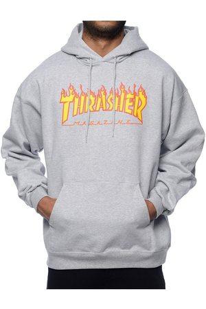 Thrasher Jersey HOTHRFLALO-GRY para hombre