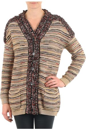 Antik Batik Chaqueta de punto WAYNE para mujer