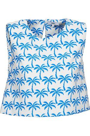 Suncoo Camiseta tirantes LANA para mujer