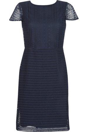 Ralph Lauren Vestido NAVY SHORT SLEEVE DAY DRESS para mujer