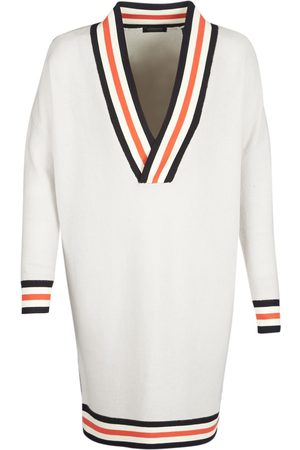 Scotch&Soda Jersey WHITE LONG SLEEVES para mujer