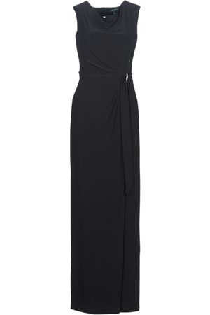 Ralph Lauren Vestido largo CAP SLEEVE JERSEY EVENING DRESS para mujer