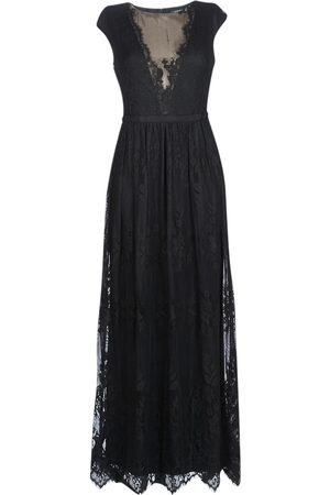 Ralph Lauren Vestido largo CAP SLEEVE LACE EVENING DRESS para mujer