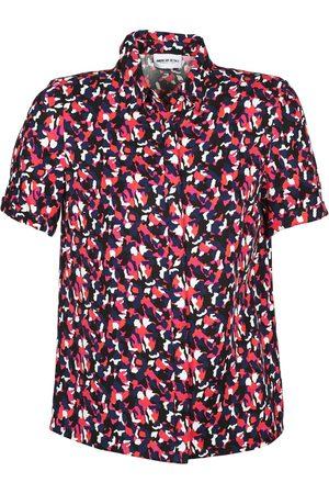American Retro Camisa manga corta NEOSHIRT para mujer