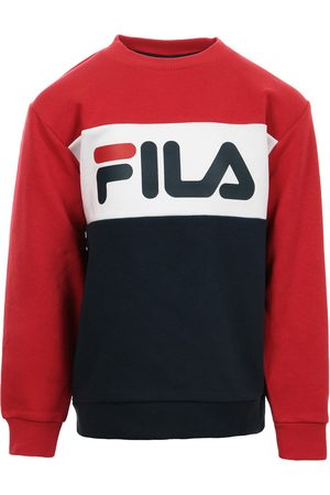 Fila Jersey Kids Night Blocked Crew Sweat para niño