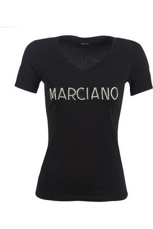 Guess Camiseta LOGO PATCH CRYSTAL para mujer
