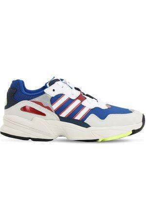 """adidas Sneakers """"yung 96"""" De Ante Sintético Y Malla"""