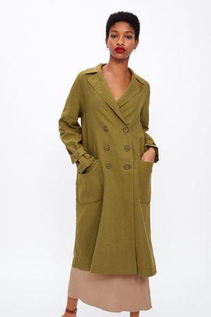 3c22f982de3 Abrigos Largos de mujer Zara chaqueta ¡Compara 316 productos y ...
