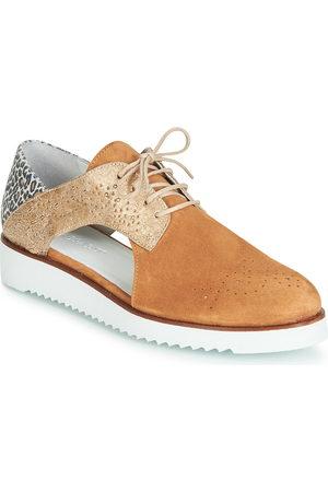 Regard Zapatos Mujer RIXULO V3 VEL CAMEL para mujer
