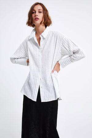 hermoso estilo en stock tiendas populares Camisas de mujer Zara comprar online ¡Compara 651 productos ...