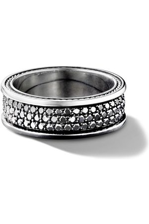 David Yurman Anillo Streamline con diamantes en pavé