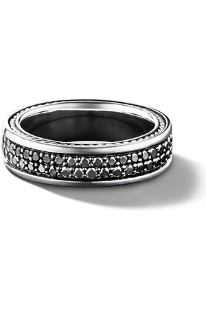 David Yurman Anillo Streamline con diamantes en pavé