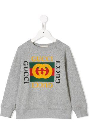 Gucci Jersey con estampado del logo