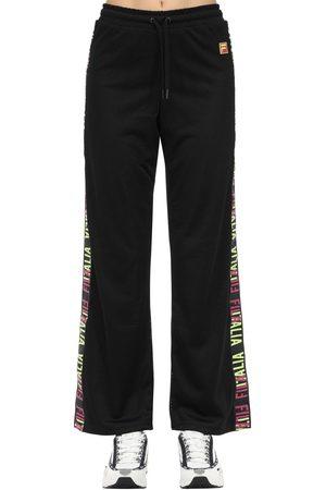 "Fila Mujer Pantalones y Leggings - | Mujer Pantalones ""adora"" De Malla Techno Xs"