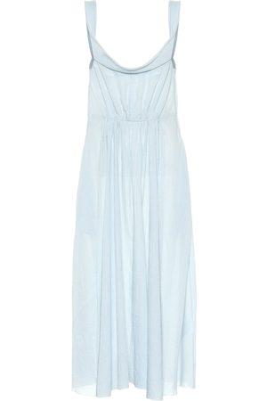 BROCK COLLECTION Exclusivo en Mytheresa – vestido midi Davi de algodón