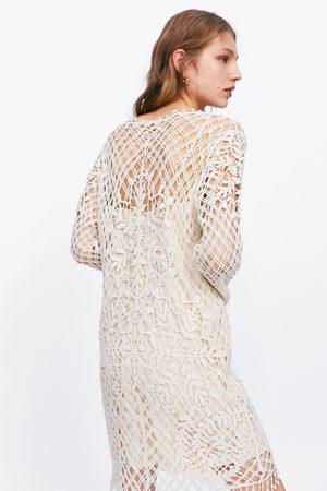 elegir despacho buena reputación online para la venta Vestido crochet