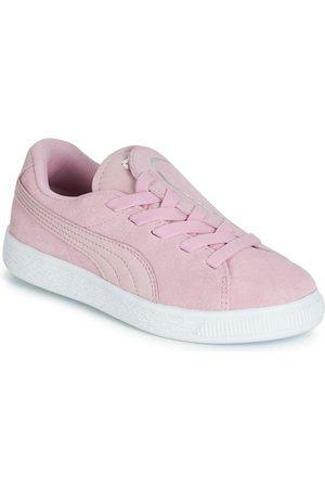 4748f1fc5aa Puma Niña Zapatillas deportivas - Zapatillas PS SUEDE CRUSH AC.LILAC para  niña
