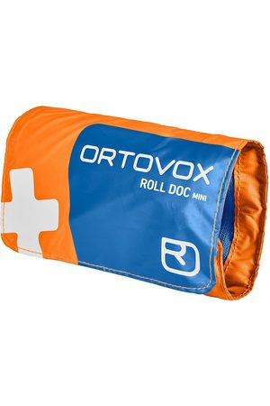ORTOVOX First Aid Roll Doc Mini naranja