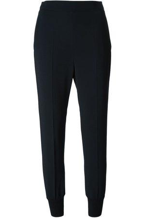 Stella McCartney Pantalones corte tapered