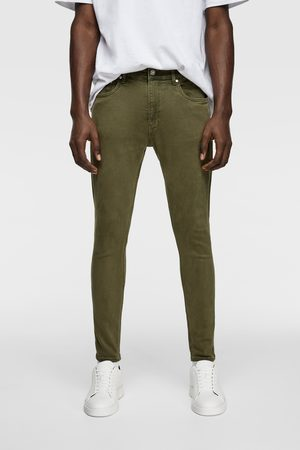 Zara Jeans superskinny color