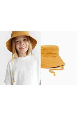 Zara Niño Sombreros - Sombrero cordones