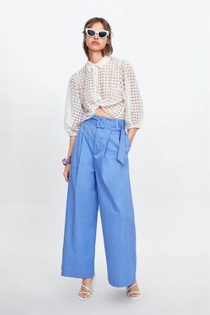 6c3f6310 Pantalones Y Vaqueros de mujer Zara outlet ¡Compara 3.393 productos ...