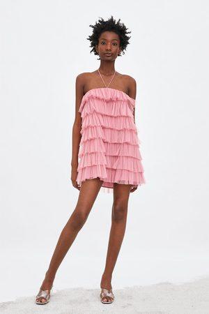 169925ffe41 Vestidos de mujer Zara online. ¡Compara y compra!