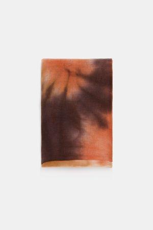 Zara Mujer Bufandas y Pañuelos - Pañuelo tie dye