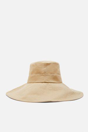 Zara Mujer Sombreros - Sombrero bucket edición limitada