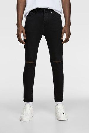 Zara Hombre Pitillos - Jeans skinny rotos