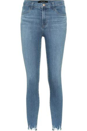 J Brand Jeans skinny Alana cropped