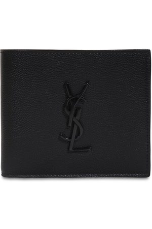 "Saint Laurent | Hombre Billetera ""eastwest"" De Piel Unique"