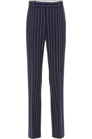 See by Chloé Pantalones ajustados de rayas