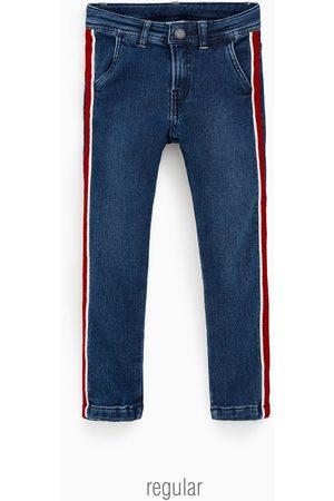 Zara Jeans banda lateral