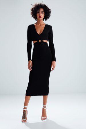 cc5fa18330 Vestidos Largos de mujer Zara online. ¡Compara y compra!