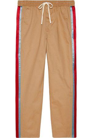 Gucci Pantalones con rayas