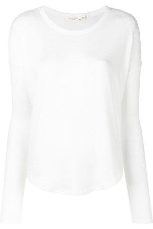 RAG&BONE Camiseta básica de manga larga