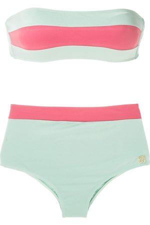 Brigitte Bikini con diseño de hot pants