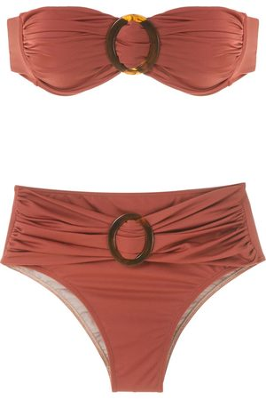 Brigitte Bikini con detalle de hebilla